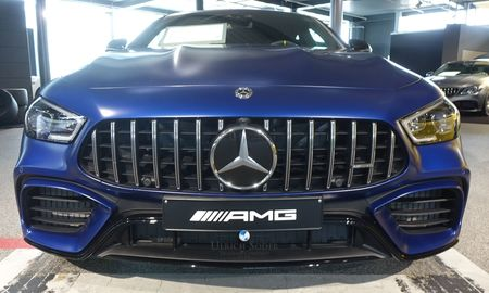 AMG GT 63 S with 4matic+