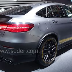 GLC 63 AMG 4matic+ Coupé Edition 1