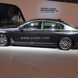 BMW 750 Li with xDrive