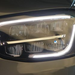 GLC new headlights with LED