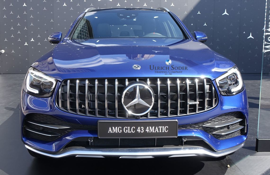 Mercedes AMG GLC 43 4matic