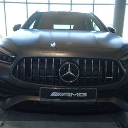 Mercedes-AMG GLA 45S 4matic+ with 421 hp