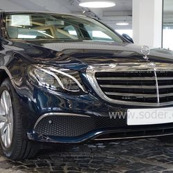 E-Class with Exclusive line
