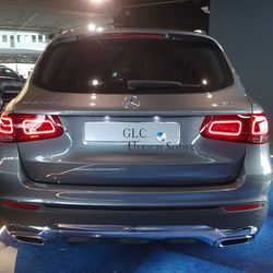 GLC Facelift model 2020