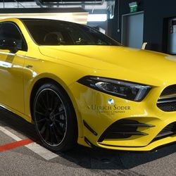 A 35 AMG 4matic