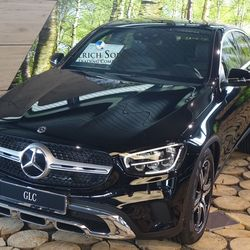 GLC Coupé Facelift model 2020