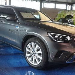 GLC Facelift SUV model 2020