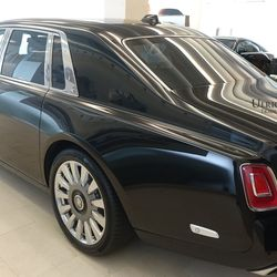 Rolls-Royce new Phantom