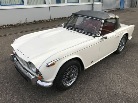 Triumph TR4 A IRS OVERDRIVE